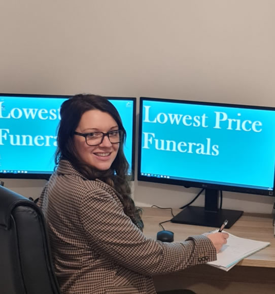 Funeral Director at Lowest Price Funerals